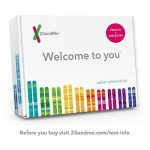 23andMe DNA Test – Health + Ancestry Personal Genetic Service – 75+ Online Reports – includes at-home saliva collection kit