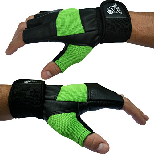 Weight Lifting Gloves With 12-7155