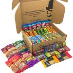 Healthy Bars and Nuts Care Package (50 Count) by The Good Grocer – Variety Pack, Office Snacks, School Lunches