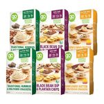 GoPicnic Ready-to-Eat Meals Tasty Favorites Variety Pack – Gluten-Free, Vegetarian (Pack of 6)