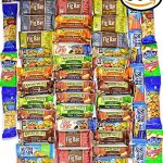 Healthy Snacks and Bars Variety Pack Gift Snack Box – Bulk Sampler (Care Package 56 Count)
