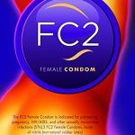 FC2 Female Condom by Female Health Company-9 condoms