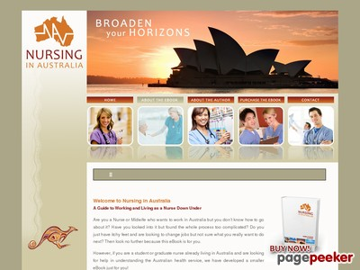 Nursing Jobs in Australia : eBook Guide to Working and Living as a Nurse in Australia