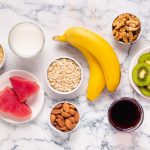 May what we eat enhance our sleep?