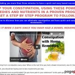 Cease Constipation with Pure Cures