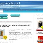 Pure Inside Out  – Detox Tub: Secure and Light On a regular basis Physique Detox