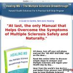 *Therapeutic MS* – The A number of Sclerosis Breakthrough