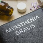 How is the remedy of myasthenia gravis growing?
