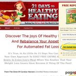 21 Days To Wholesome Consuming: Realizing Your Fats Loss Targets One Meal At A Time