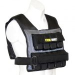 Why do you have to prepare with a weight vest?
