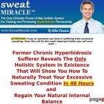 Sweat Miracle&commerce; – FREE Video Presentation