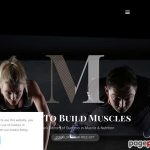 A Full Newcomers Muscle Constructing Information