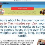 1 Minute Weight Loss – Overlook the train regimes