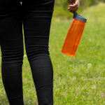 Why it's good to hold a water bottle
