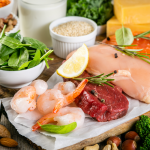 Why it's best to fluctuate your protein sources whereas shedding weight