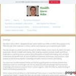 Complete Dental Well being e-book gross sales web page | Well being Guru Mike